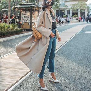Jackets & Blazers - Long coat